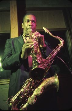 """""""John [Coltrane] was like a visitor to this planet. He came in peace and he left in peace; but during his time here, he kept trying to reach new levels of awareness, of peace, of spirituality. That's why I regard the music he played as spiritual music - John's way of getting closer and closer to the Creator."""" - Albert Ayler"""