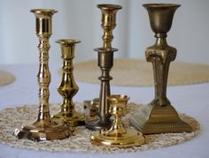 Before and After: Candlesticks.