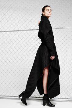 Sid Neigum Fall 2016 Ready-to-Wear Fashion Show