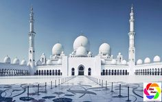 Keep calm and travel the world Abu Dhabi Cool Places To Visit, Places To Travel, Travel Destinations, Abu Dhabi, Mecca Wallpaper, Ancient Greek Architecture, Gothic Architecture, Scenery Photography, House Photography