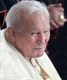 Pope John Paul | < https://de.pinterest.com/ndpe/san-juan-pablo-ii/