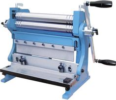 You will find hand run machines with regard to riveting as well as pressing steel sheets.