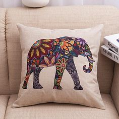 Hot trending item: New Arrivals Hous... Check it out here! http://jagmohansabharwal.myshopify.com/products/new-arrivals-household-pillow-cover-with-size-45cmx45cm-cotton-linen-colorized-elephant-pattern-back-pillowcases?utm_campaign=social_autopilot&utm_source=pin&utm_medium=pin