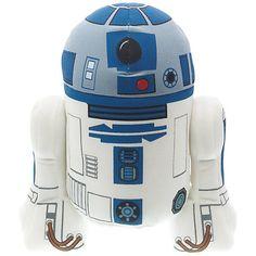 Buy Star Wars Episode VII: The Force Awakens Talking R2-D2 Plush Soft Toy Online at johnlewis.com