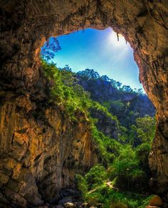 Jenolan CaveIn The Blue Moyntain Range, New South Wales. Australia.
