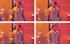 Troy being the voice of reason haha