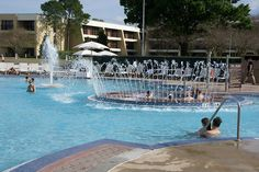 Contemporary Resort feature pool post refurbishment - Photo 2 of 4 Disney Food, Disney Parks, Walt Disney, Disney Contemporary Resort, Epcot, Refurbishment, Outdoor Decor, Restoration