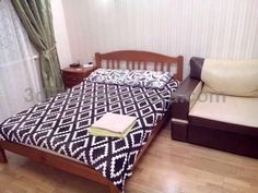 Comfortable apartment near Ladoga Saint Petersburg Located 9 km from Church of the Savior on Spilled Blood in Saint Petersburg, this apartment features a balcony. The apartment is 10 km from Hermitage Museum. Free WiFi is available throughout the property.