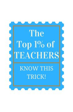 Great Teacher Tips and Advice! Back to school, new teachers!