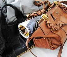 Inspiring picture beautiful, fashion, leather, magazine, purses, stylish. Resolution: 499x344. Find the picture to your taste!