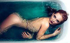 Water shoot! Bath tube❤