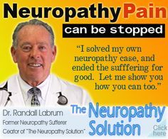 From the desk of contributor Dr. Randall C. Labrum, Neuropathy Expert and Former Neuropathy Sufferer: Numbness. Prickling. Tingling. Burning. Debilitating pain in the feet, toes, and lower legs. Or in the hands, fingers and lower arms. Perhaps even in both locations. These are the most common symptoms of Peripheral Neuropathy, a vexing disorder brought on by damage to the peripheral nervous system which today affects tens of millions of Americans, and many more millions of people around the…