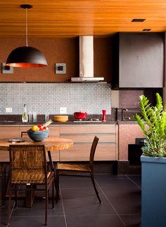 cozinha/churrasqueira
