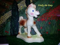 Frisky the Pony