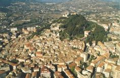 Campobasso's lovely old town