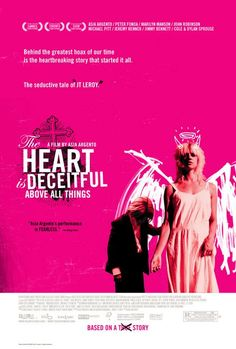 The Heart Is Deceitful Above All Things , starring Asia Argento, Dylan Sprouse, Cole Sprouse, Jimmy Bennett. Seven year old Jeremiah is pulled from his foster home and thrown into a troubled life on the road with his teenage mother, Sarah. #Drama