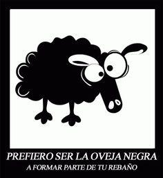 Image result for frases sobre ovejas negras