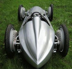 A half scale petrol-driven Mercedes-Benz child's car, Pedal Cars, Race Cars, Soap Box Cars, Vw Tdi, Vintage Race Car, Unique Cars, Go Kart, Sport Cars, Motor Car