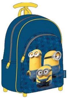 Disney, Minions, Backpacks, Bags, Fashion, School Backpacks, Purses, Fashion Styles, Totes