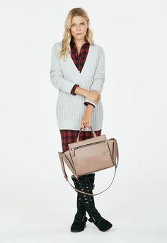 Dean Handtaschen in Mauve - günstig kaufen bei JustFab