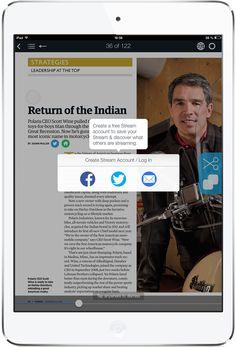 Forbes Tablet Magazine. More on www.magpla.net MagPlanet #TabletMagazine #DigitalMag
