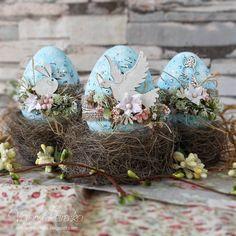 Altered Easter Eggs