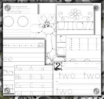 free make your own printable handwriting worksheets handwriting worksheets worksheets and. Black Bedroom Furniture Sets. Home Design Ideas