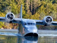 Amphibious Aircraft, Ww2 Aircraft, Military Aircraft, Aircraft Images, Flying Ship, Flying Boat, Civil Aviation, Aviation Art, Float Plane