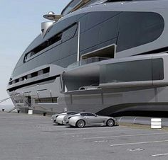 My Cars vs yatch