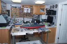 Model Shop | Desk | www.bishophobbies.com