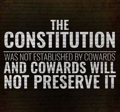 """Even in the Constitution we read, """"With manly firmness"""", please you Sodomites, you know queers, fags, and homosexuals NEED TO REPENT!!! Believing on Jesus Christ the God, Creator, Saviour of those believe in HIM!"""