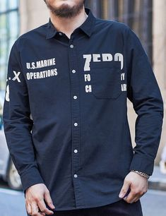 Men Shirts, Sports Shirts, Casual Shirts For Men, Men Casual, Sport Shirt Design, Denim Art, Fashion Sketches, Clubwear, Printed Shirts