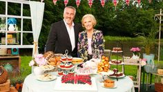 The Great British Bake Off.........recipes from all 3 seasons.