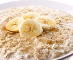 Rezept Porridge von FITNESSJUNKIE - Rezept der Kategorie Grundrezepte
