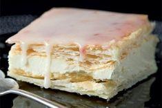 Czech Desserts, Sweet Desserts, Sweet Recipes, Cake Recipes, Dessert Recipes, Czech Recipes, Traditional Cakes, French Pastries, Breakfast Dessert