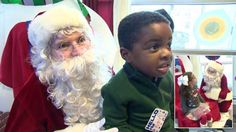"""Santa Claus With Autism Creates Special Holiday Experience for Children With Autism: """"Autism doesn't stop in December. It doesn't stop at Christmas,"""" said Kerry Magro, who was diagnosed with autism when he was 4 years old."""