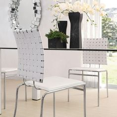 Criss Cross Dining Chair | Lifestyle | Home and Timber