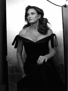 """""""Every day he always had a secret from morning until night. Caitlyn doesn't have any secrets."""" Go behind the scenes of Caitlyn Jenner's Vanity Fair shoot."""
