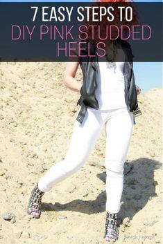 Studded heels, Dr Ma