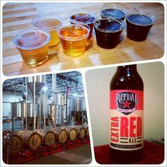 Ritual Brewery, Redlands Ca