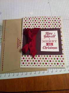 More Christmas cards inspired by Ge