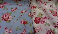 ikea-- fabrics, you can be sure, I like the blue one! - Linda