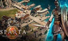 Sparta War of Empires Como uno de los jugadores tienes que ponerte en lugar de un gobernante griego que dirige un creciente poder militar