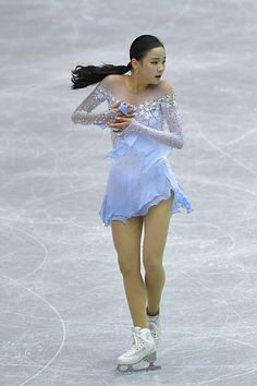 Eunsoo Lim of Korea competes in the Ladies Short program during day one of the ISU Grand Prix of Figure Skating NHK Trophy at Hiroshima Prefectural Sports Center on November 2018 in Hiroshima,. Get premium, high resolution news photos at Getty Images Figure Skating Competition Dresses, Figure Skating Outfits, Figure Skating Costumes, Figure Skating Dresses, Ice Skating Costume, Dress Up Outfits, Fashion Outfits, Dance Costumes Lyrical, Ballroom Dress