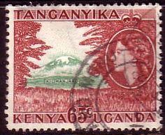 Postage Stamps Kenya Uganda Tanganyka 1954 Animals SG 174 Fine Used Scott 111 For Sale Take a look