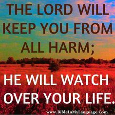 Amen He Will Keep Us! Plam121