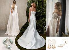 Journal Journal, Trends, Bridal, Wedding Dresses, Fashion, Bride Dresses, Moda, Bridal Gowns, Bride