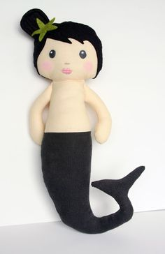 mermaid doll inspiration for Lila :)
