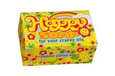 $7.95 - Happy Soap For Your Crappy Life