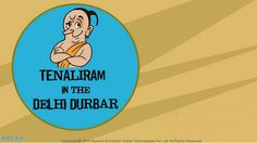 Tenali Raman in the #DelhiDurbar #story - When Krishna Deva Raya used to rule in Vijaynagar, Babur ruled Delhi. For more interesting #TenaliRaman #StoriesforKids, visit: http://mocomi.com/fun/stories/tenali-raman/
